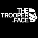 The trooper face by Azafran
