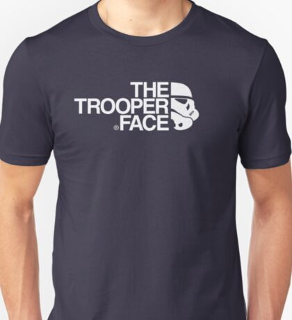 The trooper face T-Shirt