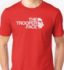 The trooper face Unisex T-Shirt