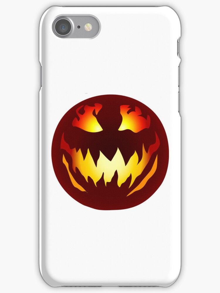 Scary Jack O' Lantern by Wealie