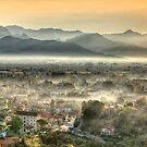 Ameglia Sunrise by Bruce Taylor