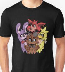 Five Nights at Freddys! Slim Fit T-Shirt