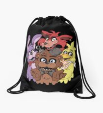 Five Nights at Freddys! Drawstring Bag