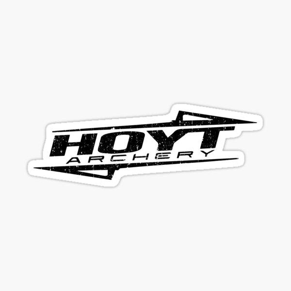 Hoyt Archery Merchandise Shirt Sticker