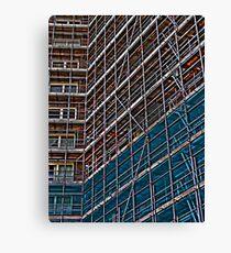London Scaff Canvas Print