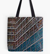 London Scaff Tote Bag