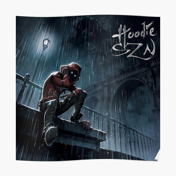 A boogie wit da hoodie szn cover Poster