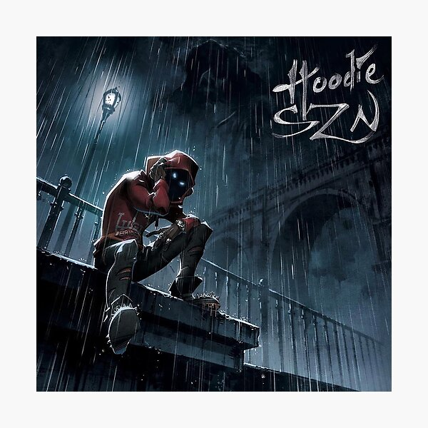 A boogie wit da hoodie szn cover Photographic Print