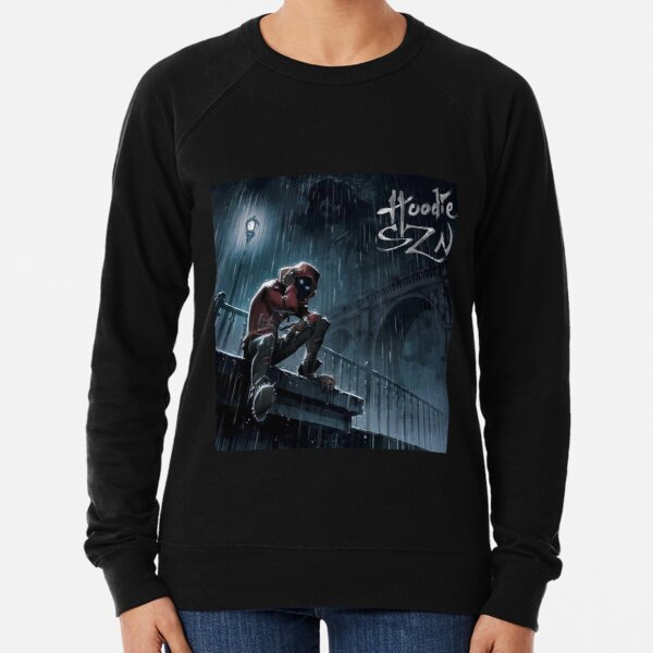 A boogie wit da hoodie szn cover Lightweight Sweatshirt