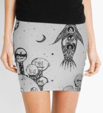 Minifalda Caza interestelar