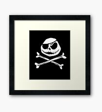 Jolly Jack Roger Framed Print