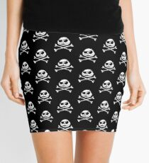 Jolly Jack Roger Mini Skirt