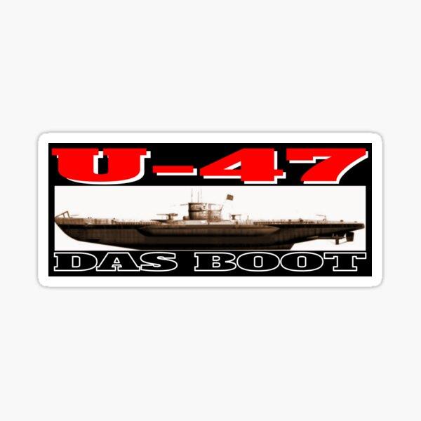 Das Boot U-47 Sticker