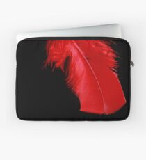 red feather Laptop Sleeve