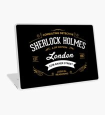Consulting Detective Laptop Skin