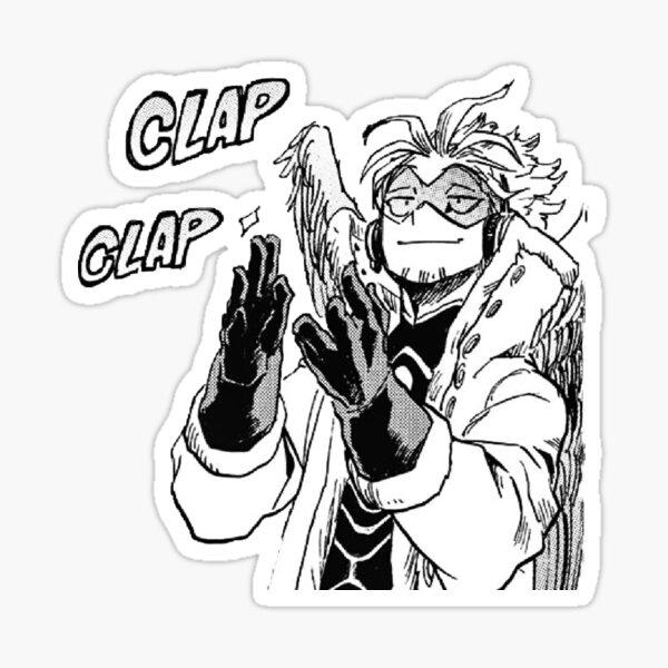 Takami *claps* Sticker