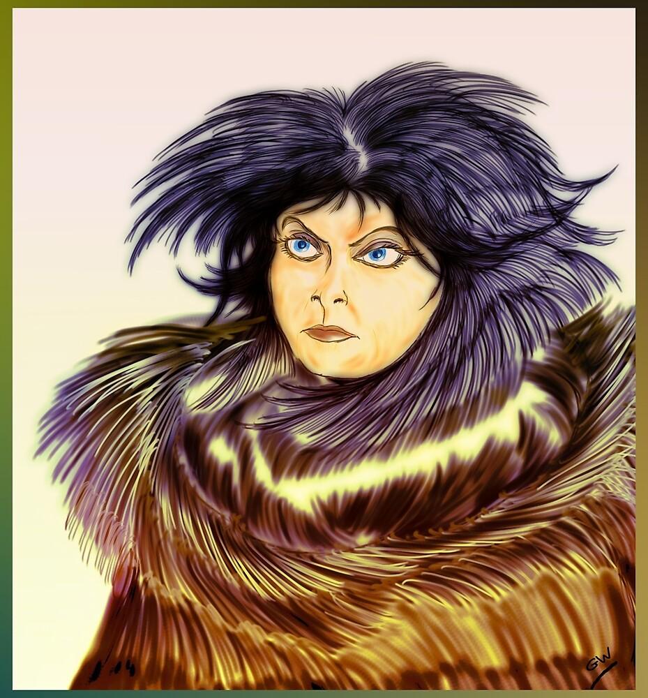 Lady Fantasy by Grant Wilson