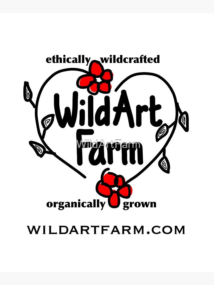 Wild Art Farm Logo by WildArtFarm