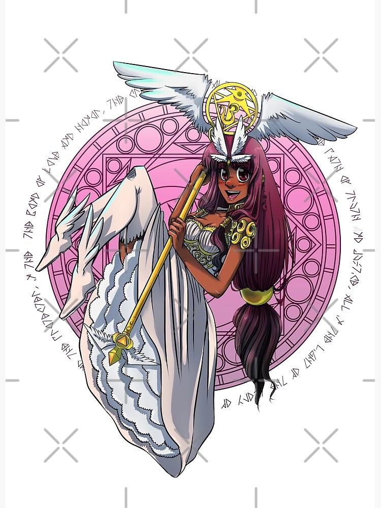 Tiara Guardian of Earth by tmhandsartist