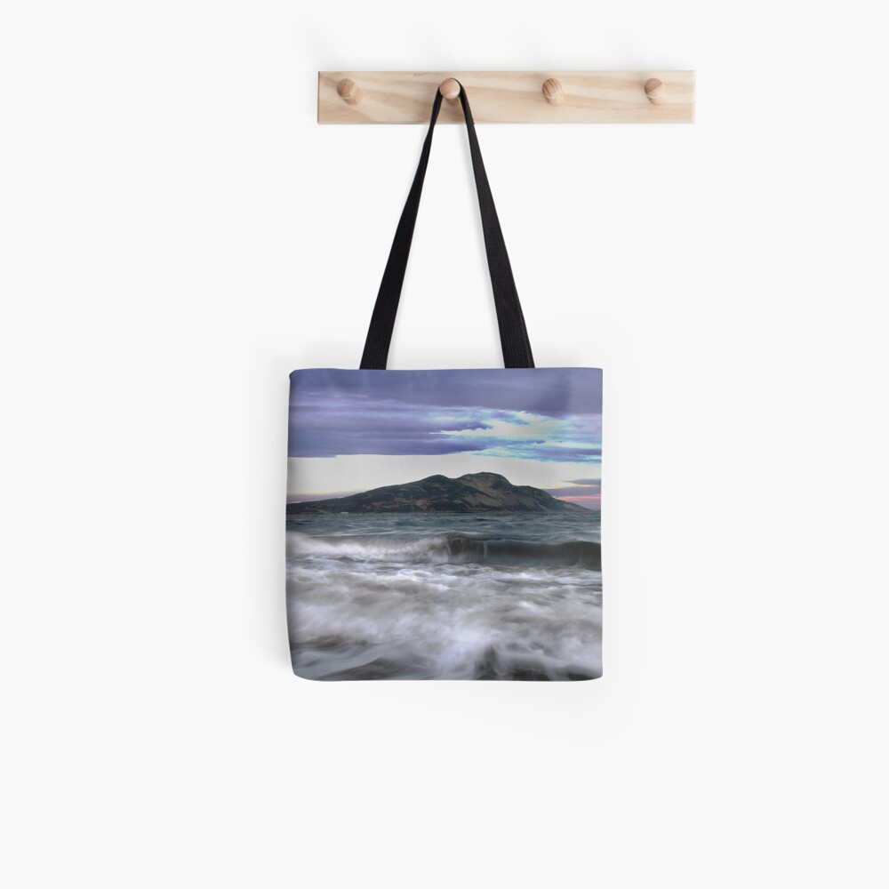 Twilight Holy Isle Tote Bag