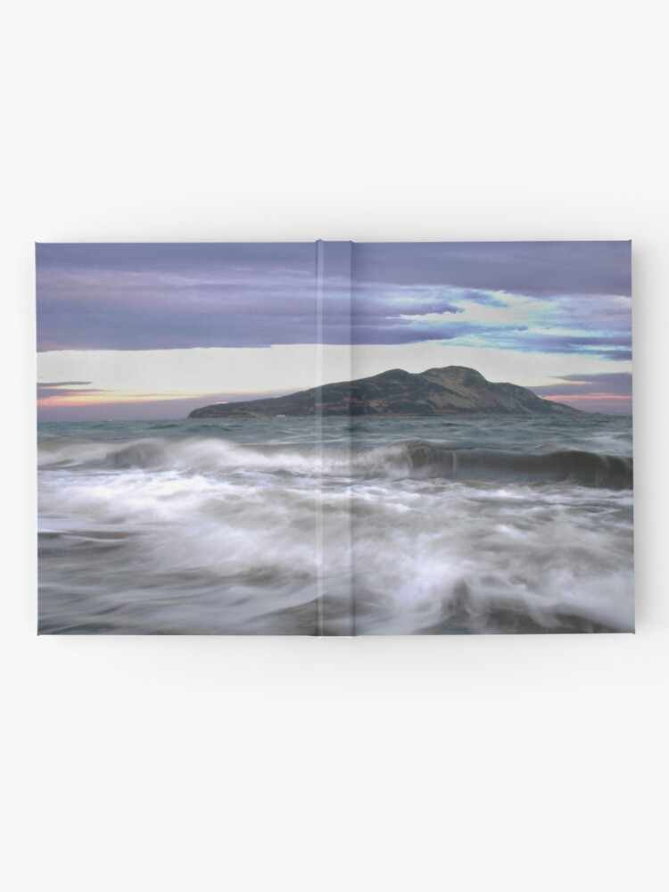 Alternate view of Twilight Holy Isle Hardcover Journal