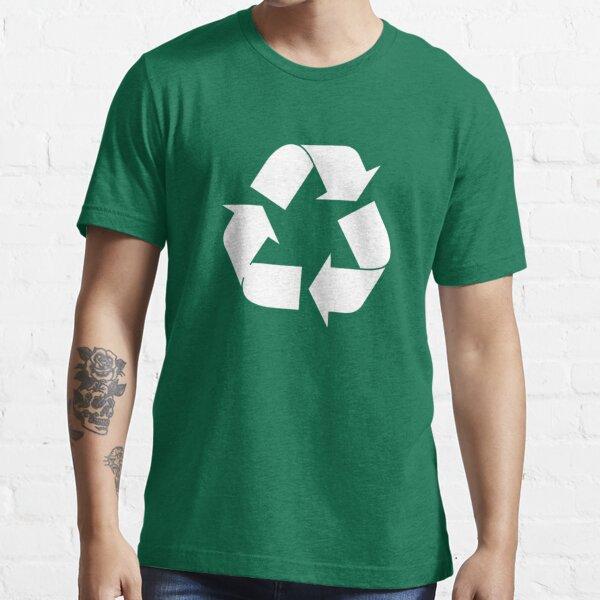 Recycling T Shirt 02 Essential T-Shirt