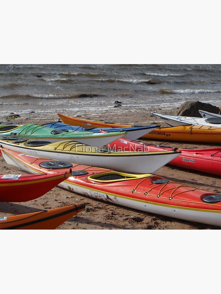 Kayaks galore by orcadia