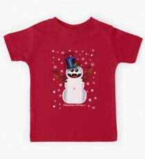 SNOWMAN Kids Clothes