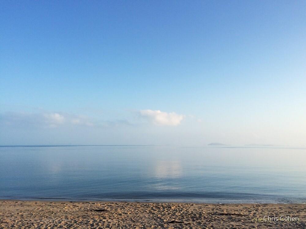 Endeavour Strait - Foggy by Chris Cohen
