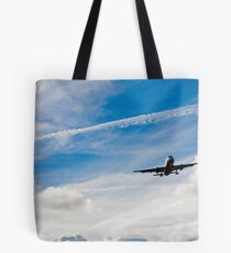 First Class Business Travel Tote Bag