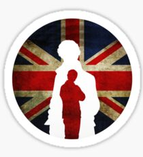 Queen and Country II Sticker