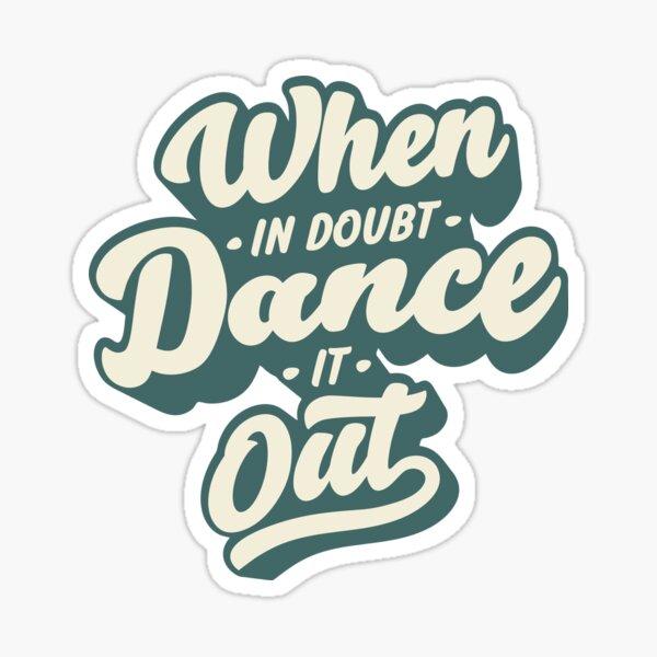 Just Dance! Sticker