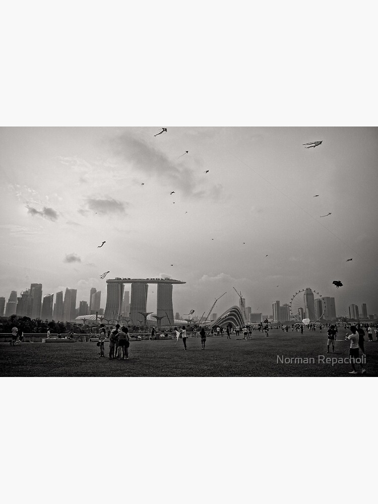 Day of the Kites - Singapore by keystone