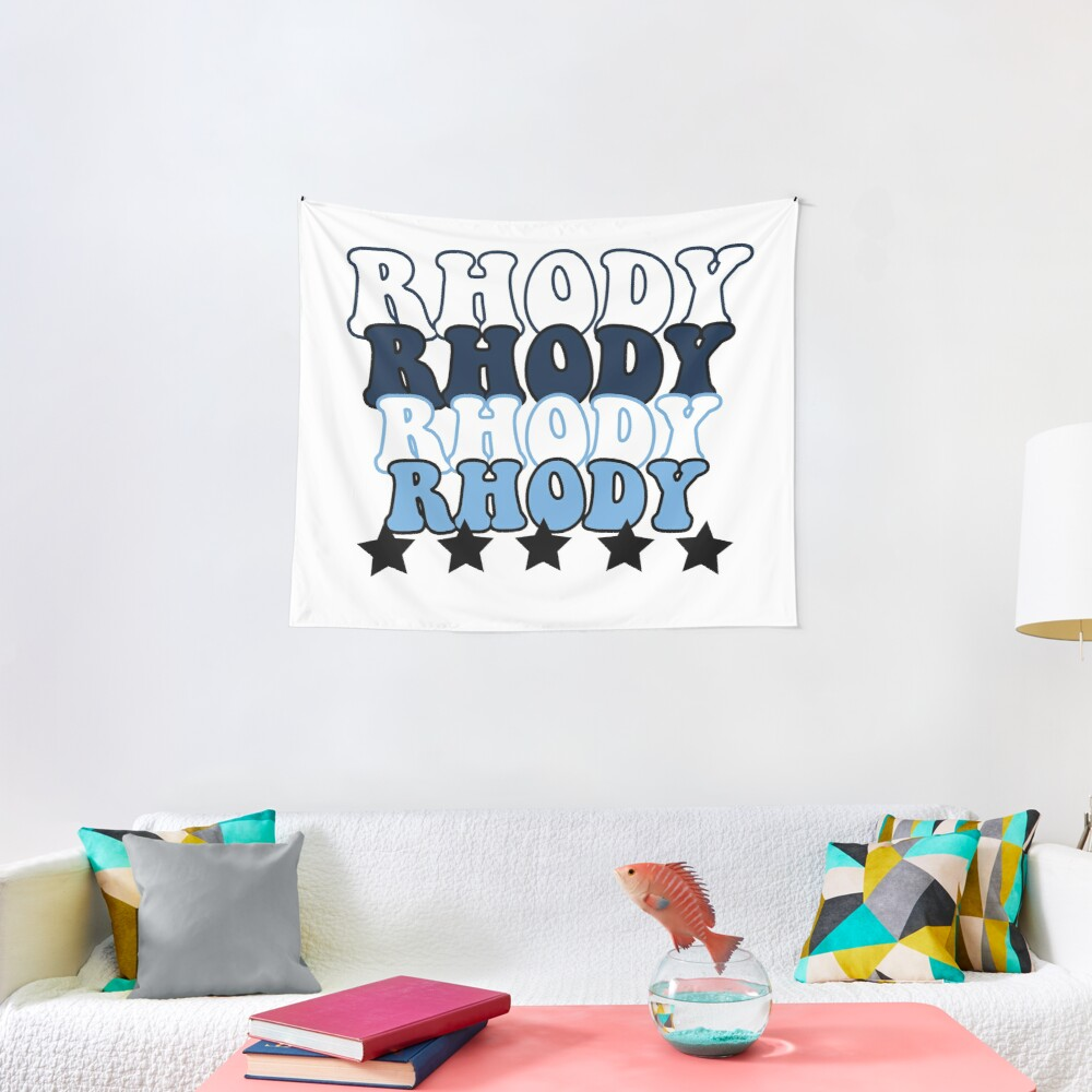University of Rhode Island Pride Tapestry