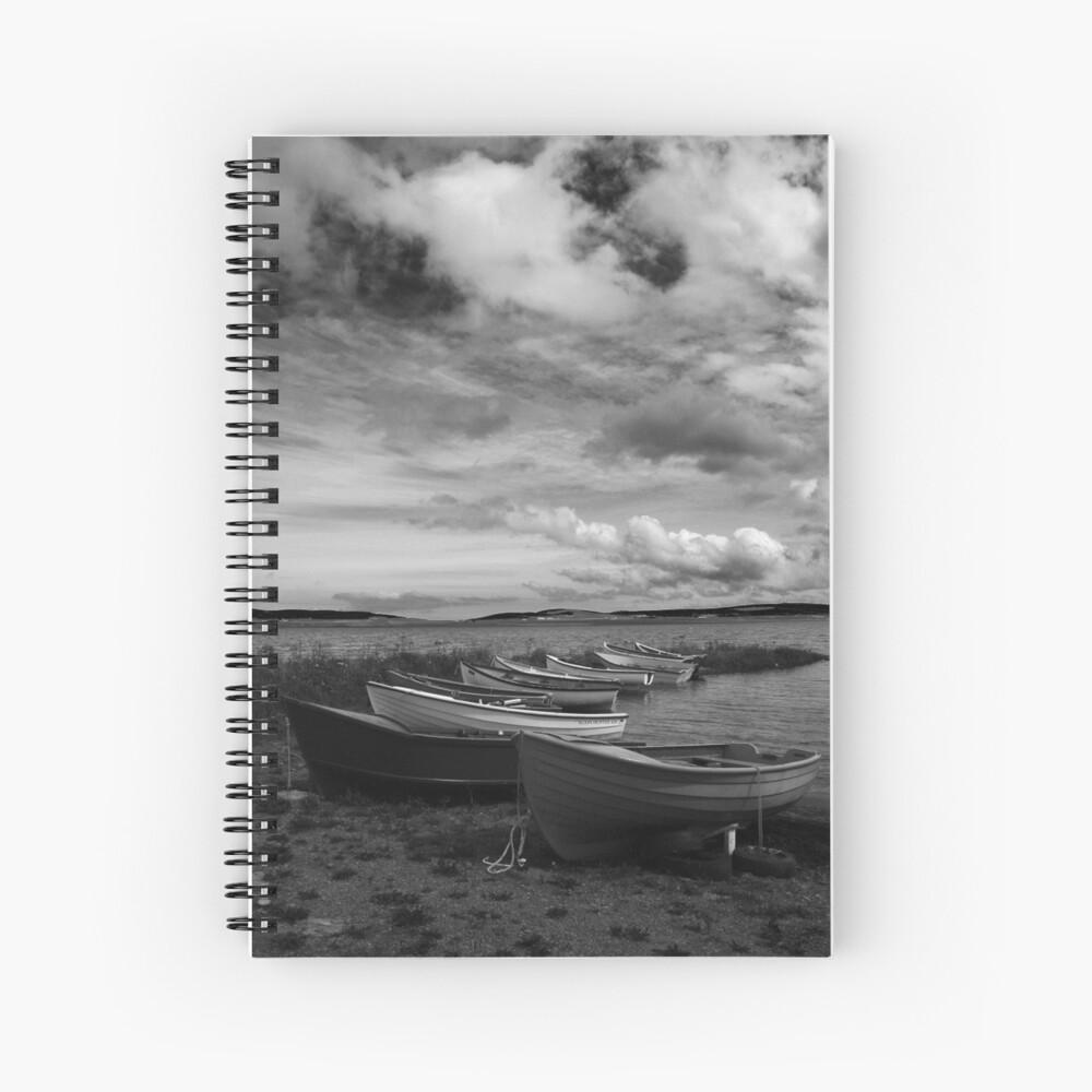 Harray Loch Spiral Notebook