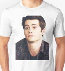 Dylan O'Brien is a puppy Unisex T-Shirt