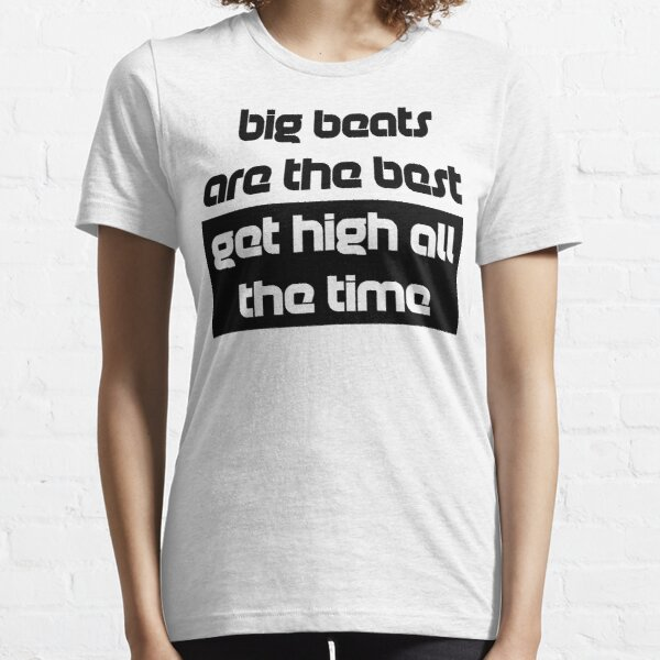 Peep Show - The Big Beat Manifesto Essential T-Shirt