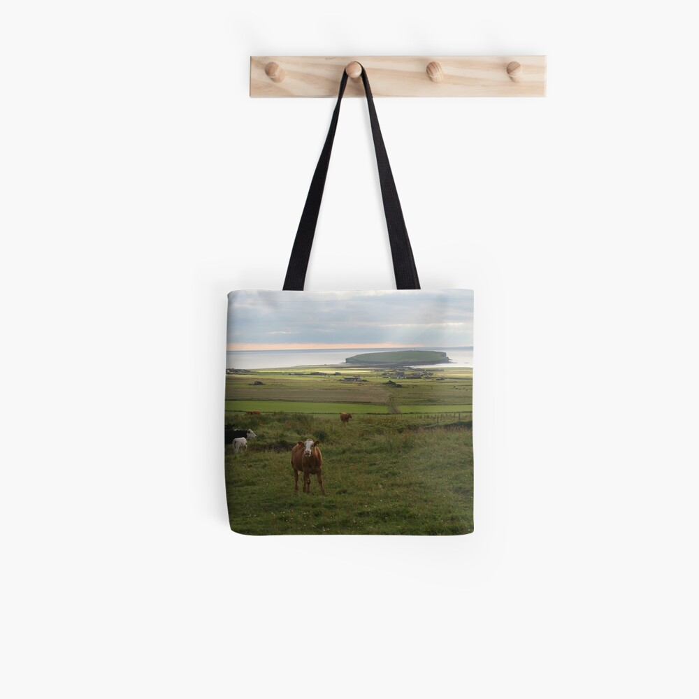Towards the Brough Tote Bag