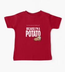 I'm a Potato Baby Tee