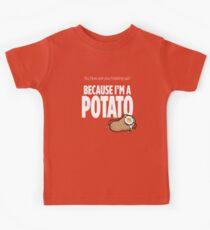 I'm a Potato Kids Tee