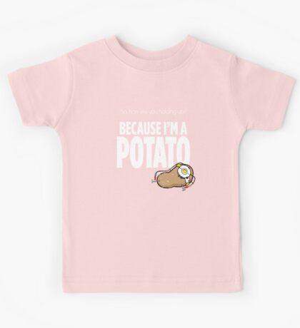 I'm a Potato Kids Clothes
