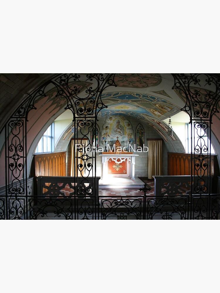 Italian Chapel by orcadia
