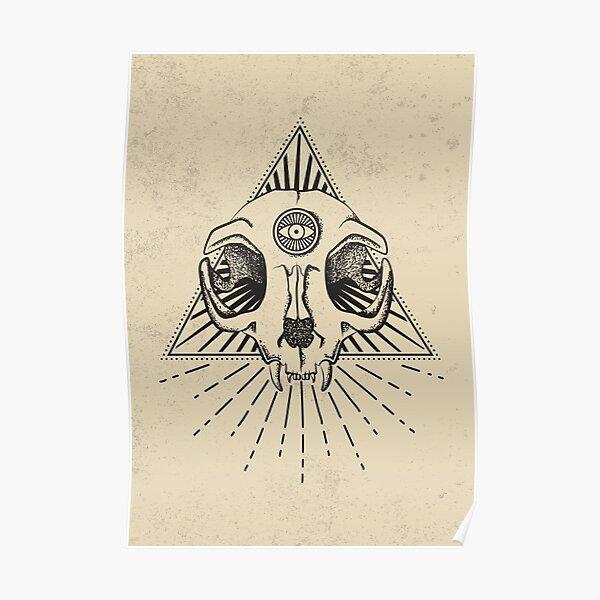 The Secret Cat Order Poster