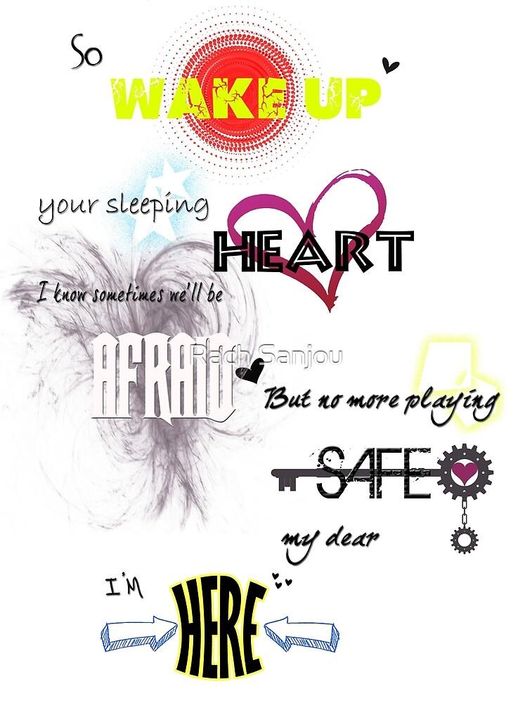 Wake Up (The Vamps) lyrics by rachelgalsan