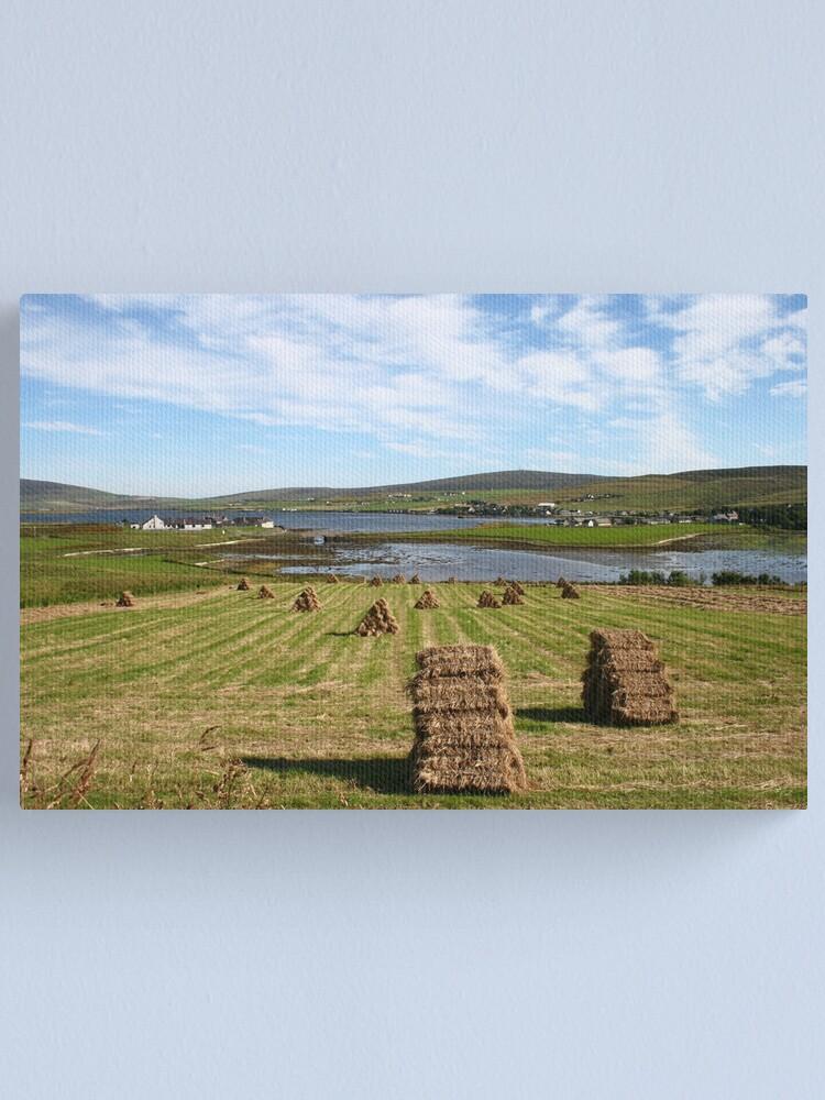 Alternate view of Harvest Canvas Print