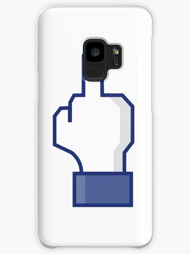 Middle Finger Emoji Tshirt Facebook Dislike Emoticon T Shirt