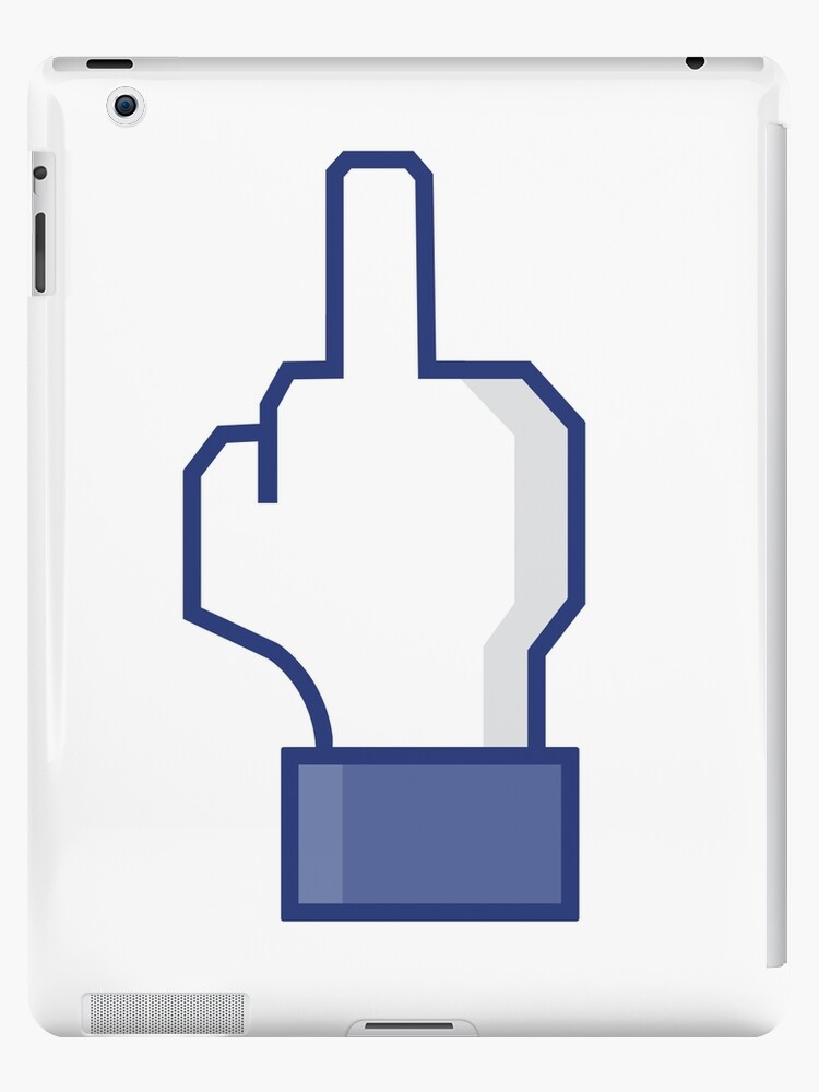 Middle Finger Emoji Tshirt Facebook Dislike Emoticon T Shirt