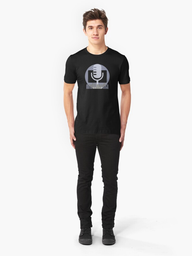 Alternate view of Multimedia Slim Fit T-Shirt