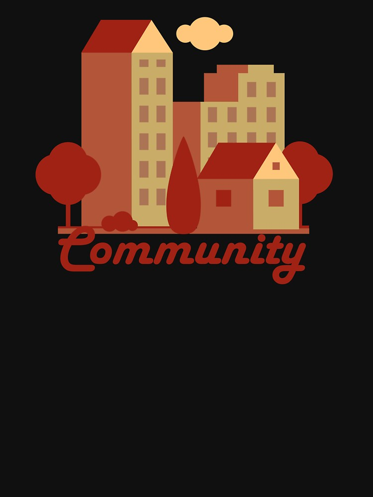 Community Neiborhood by a-roderick