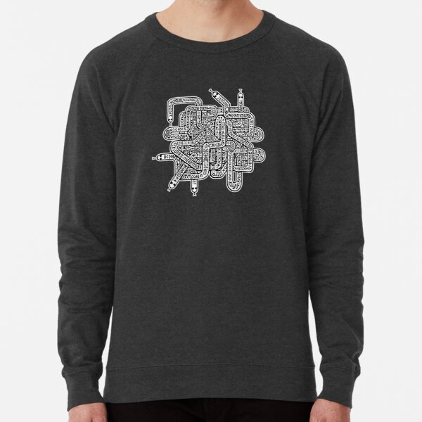 The Waiting Room Lightweight Sweatshirt